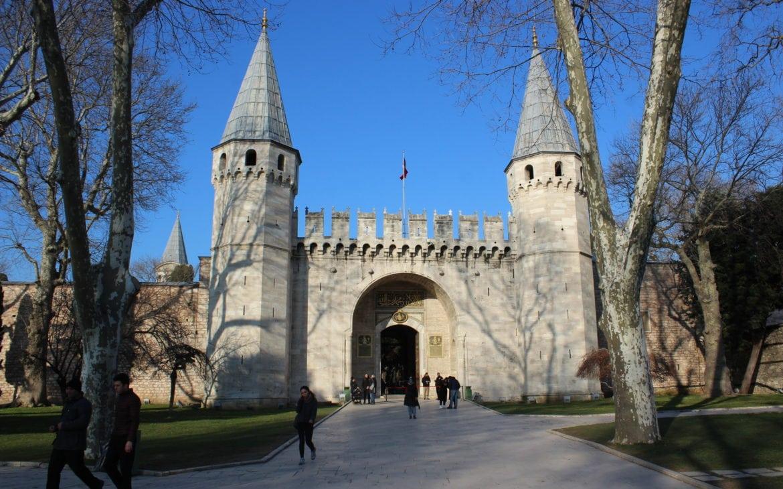 Stambuł zwiedzanie pałac topkapi