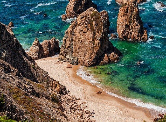 sintra co zobaczyć plaże