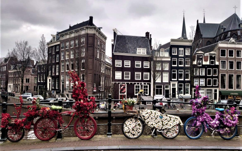 Amsterdam zwiedzanie