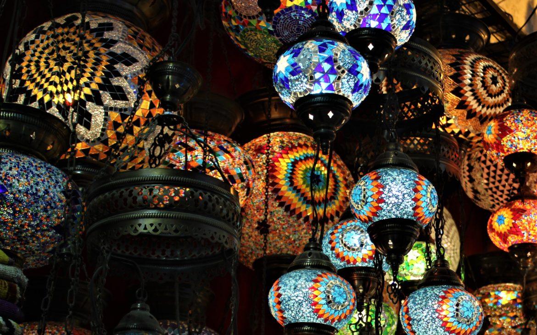 tureckie lampy
