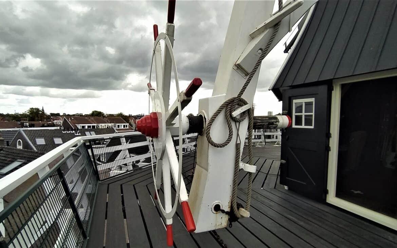 wiatraki w Holandii